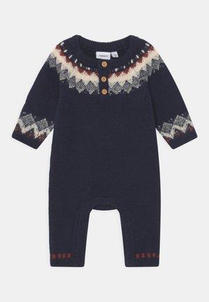 NBMOLAN - Overall / Jumpsuit - dark sapphire