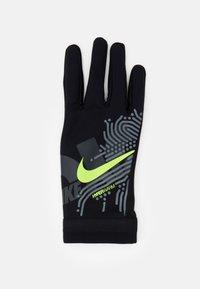 Nike Performance - Fingerhandschuh - black/white/volt - 1