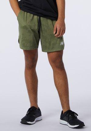 Sports shorts - celadon