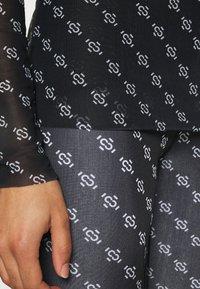 Cras - TOBYCRAS - Bluzka z długim rękawem - mono mono - 5