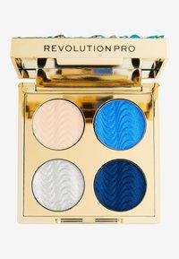 Revolution PRO - ULTIMATE EYE LOOK OCEAN TREASURE PALETTE - Eyeshadow palette - - - 0