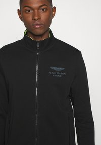 Hackett Aston Martin Racing - Mikina na zip - black - 6