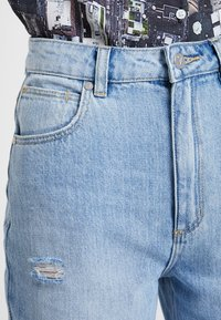 Abrand Jeans - HIGH - Straight leg jeans - wildlife - 5