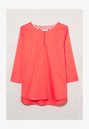 MODERN CLASSIC - Long sleeved top - pink