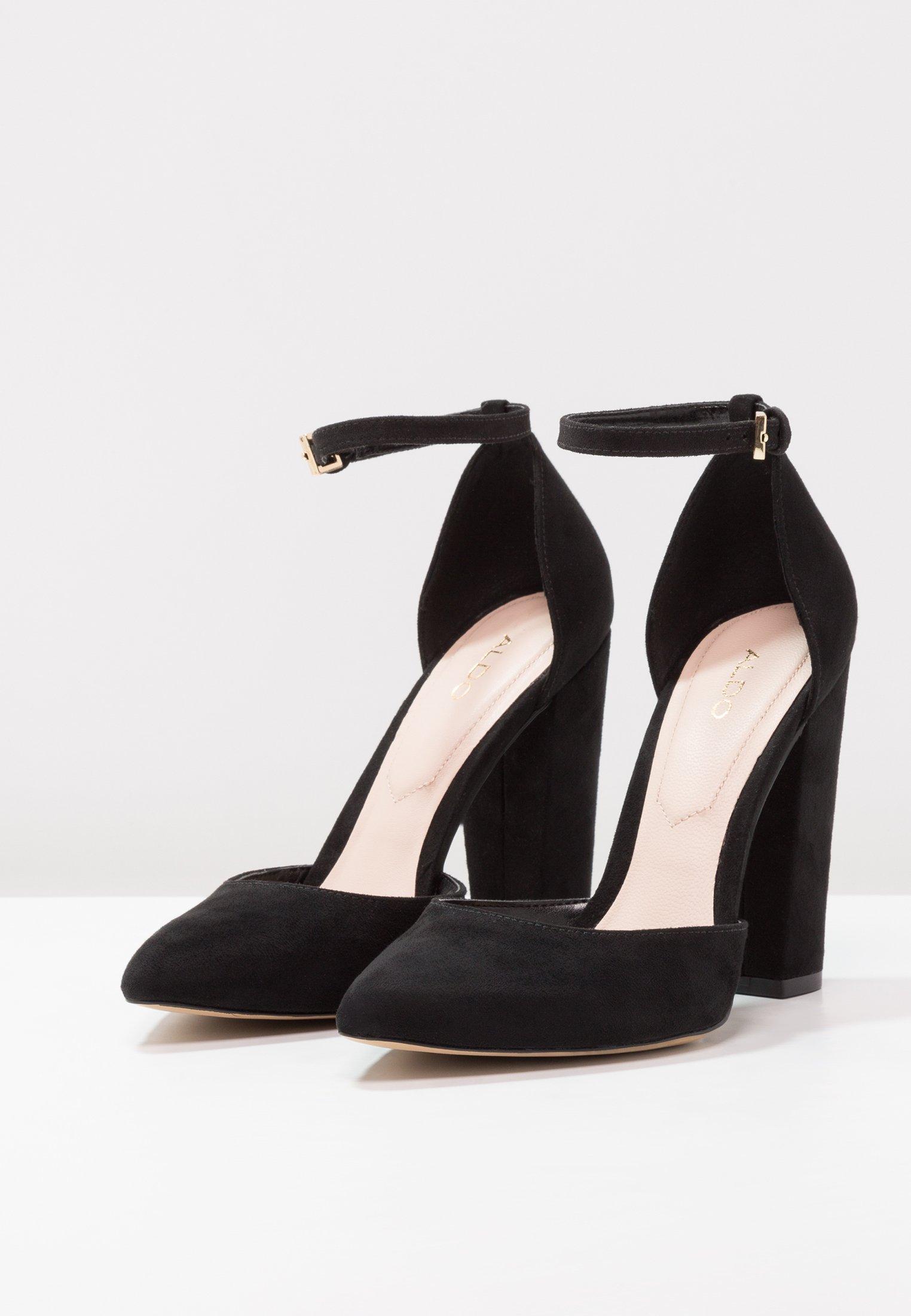 Los más valorados ALDO NICHOLES - Zapatos altos - black | Calzado de mujer2020 GKgSW