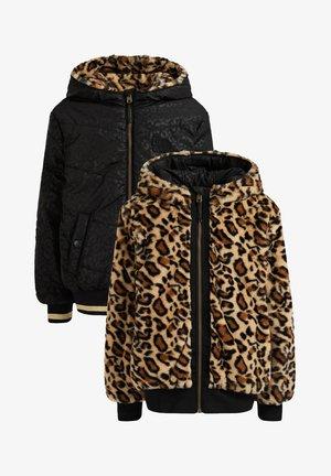 2 PACK - Zimní bunda - black