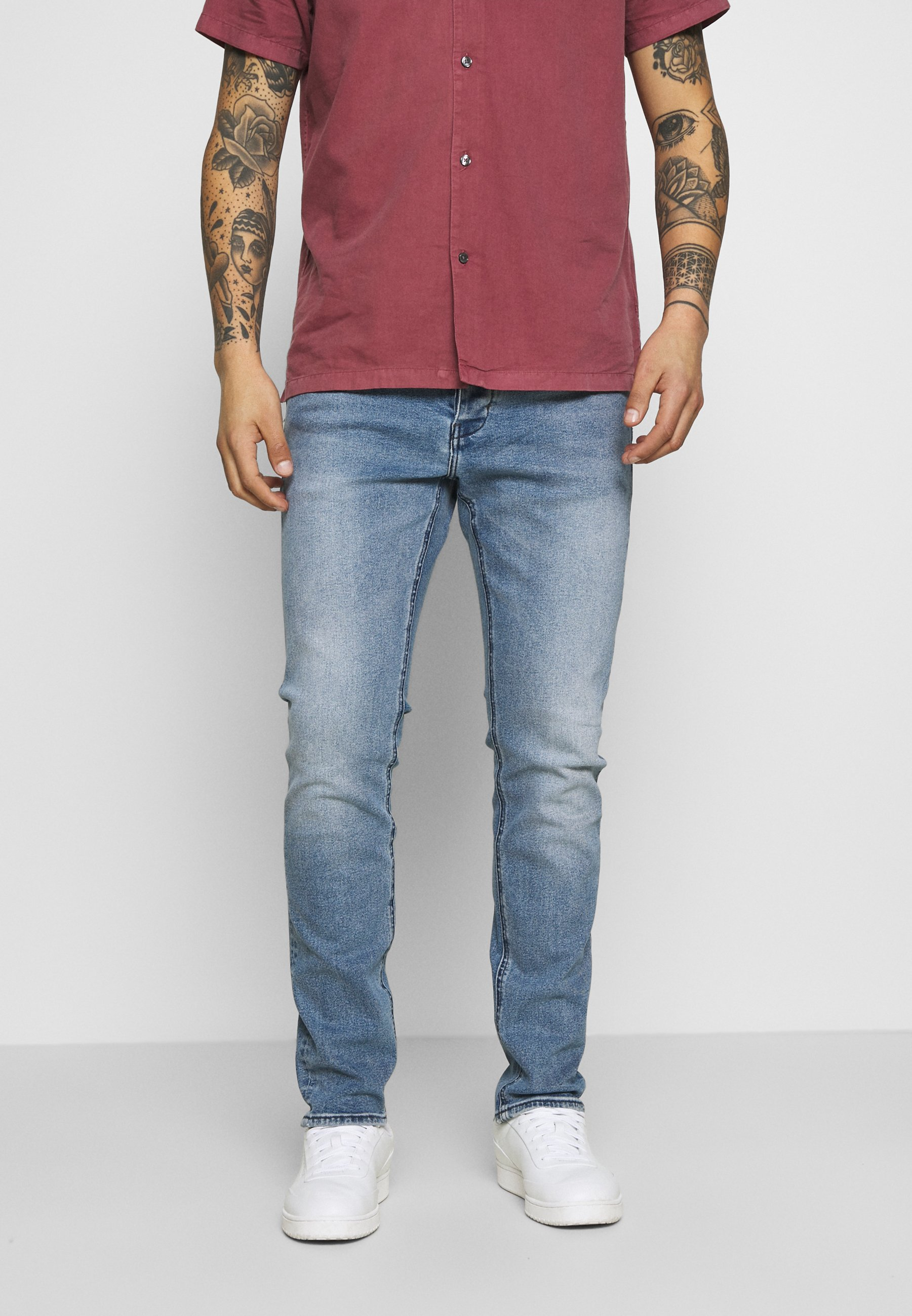 Men RAY - Jeans Tapered Fit