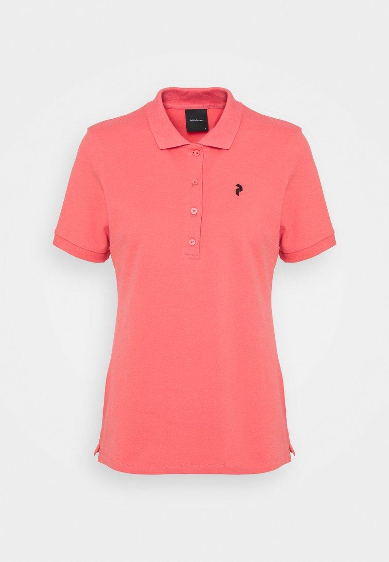 Peak Performance - CLASSIC  - Polo shirt - alpine flower