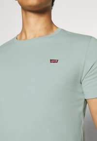 Levi's® - ORIGINAL TEE - T-shirt basic - harbor gray - 5