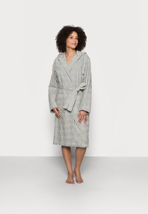 FRESH - Dressing gown - arctic grey