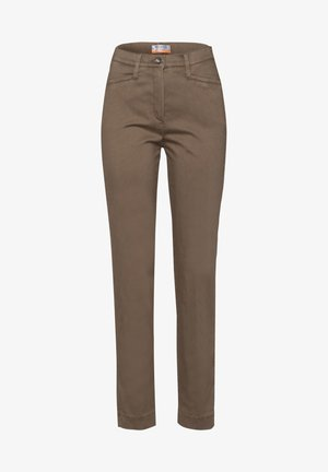 STYLE LORELLA - Trousers - taupe