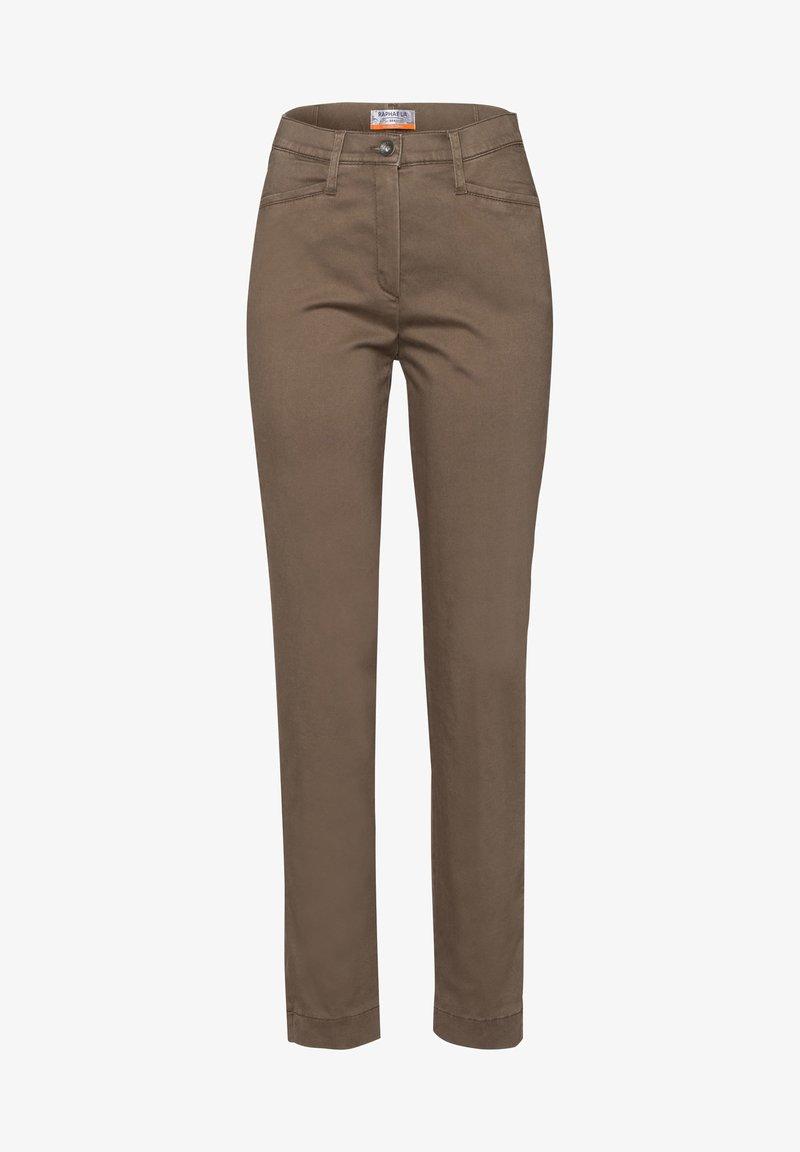 BRAX - STYLE LORELLA - Trousers - taupe