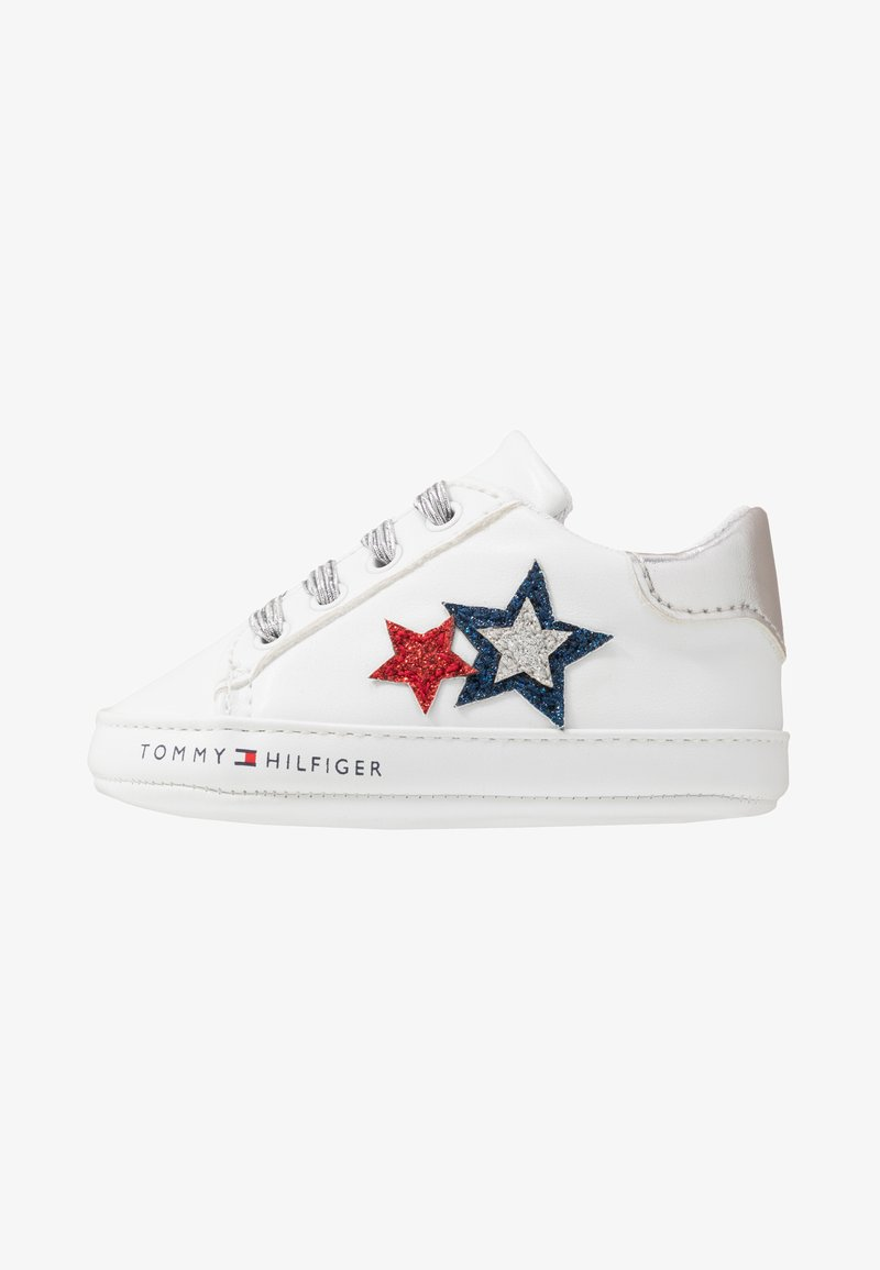 Tommy Hilfiger - Scarpe neonato - white/blue/red