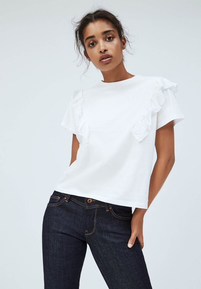 FANCY - T-shirt con stampa - mousse