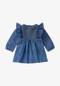 Noppies - MARANA - Denim dress - medium wash - 0