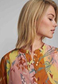 Nümph - Shirt dress - buckthorn brown - 2