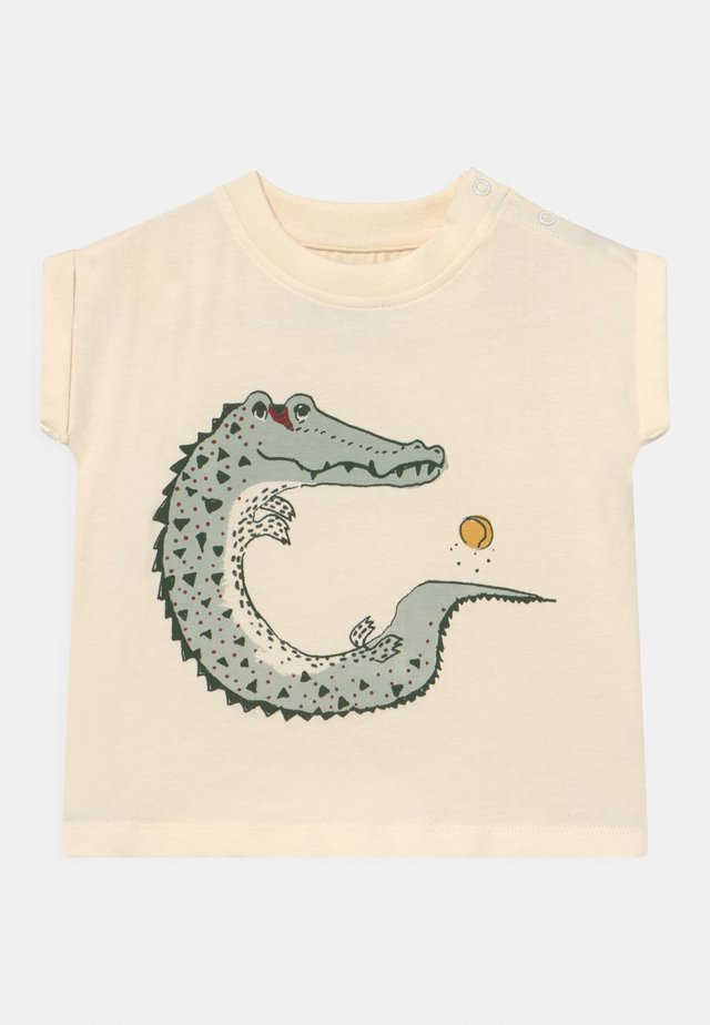 BABY FREDERICK  - T-shirt imprimé - powder puff