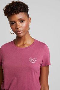 Vero Moda - VMCOMO FRANCIS - Print T-shirt - hawthorn rose - 3