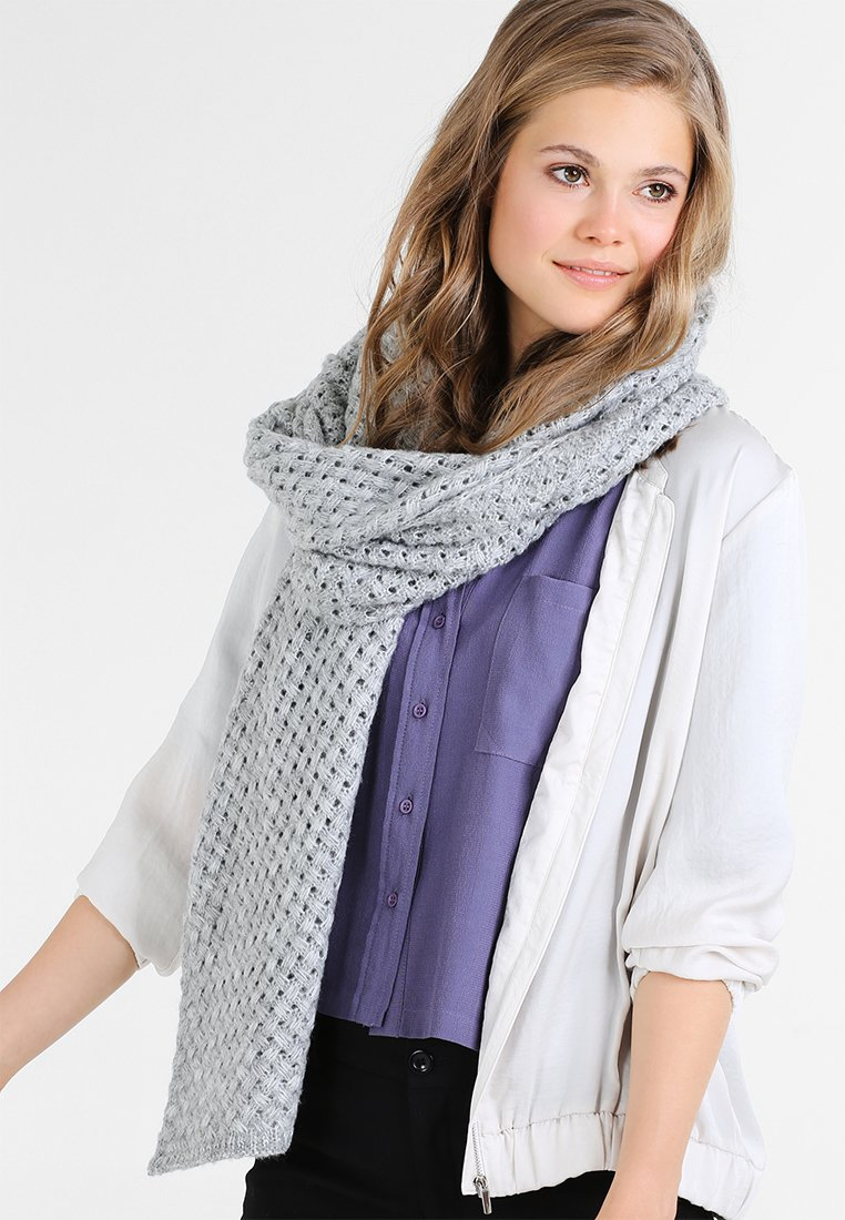 Chillouts - GENESIS SCARF - Scarf - grey