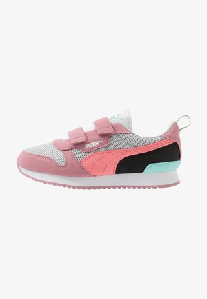 PUMA R78 - Sneaker low - gray violet/salmon rose/foxglove