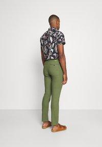 Springfield - PANT BEACH - Trousers - dark khaki - 2