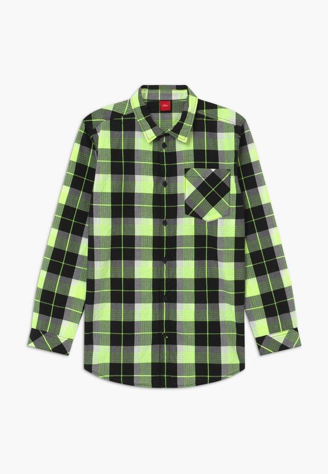 LANGARM - Skjorter - neon
