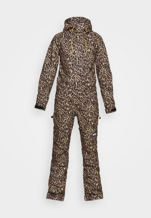 JUMPSUIT - Ski- & snowboardbukser - brown