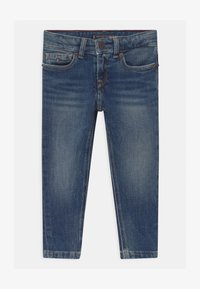 Tommy Hilfiger - SPENCER SLIM POST - Slim fit jeans - blue denim - 0
