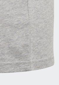 adidas Performance - ADIDAS ESSENTIALS 3-STRIPES T-SHIRT - Print T-shirt - grey - 3
