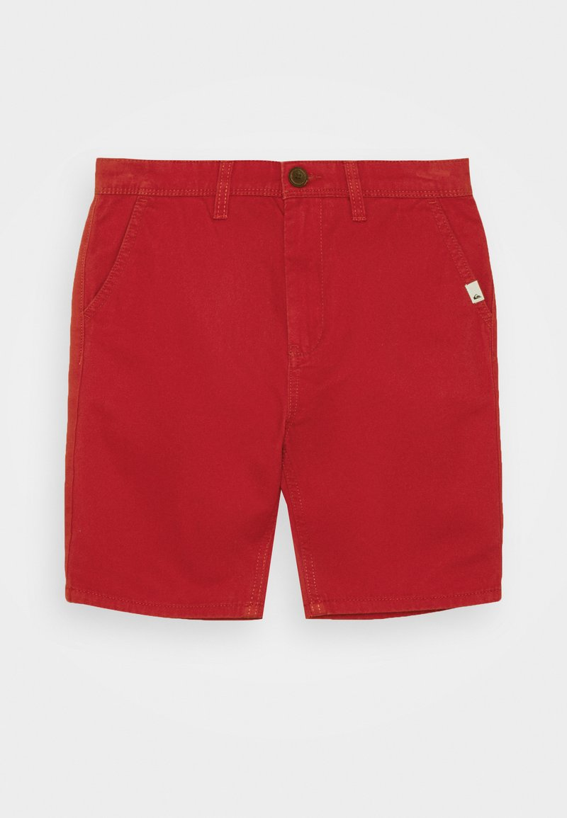Quiksilver - Shorts - american red