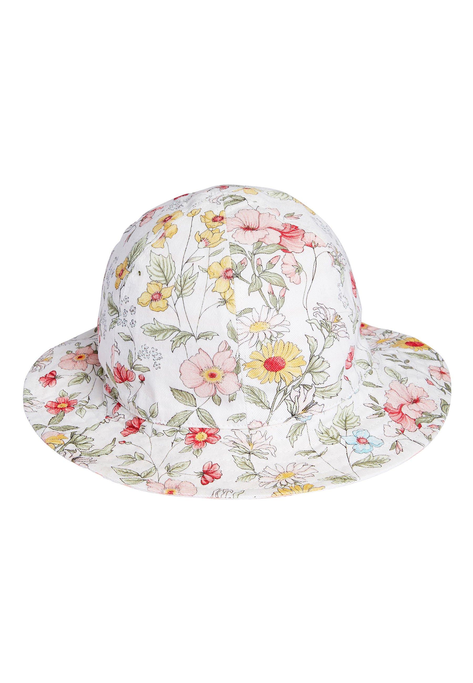 Børn FLORAL/STRIPE REVERSIBLE - Caps