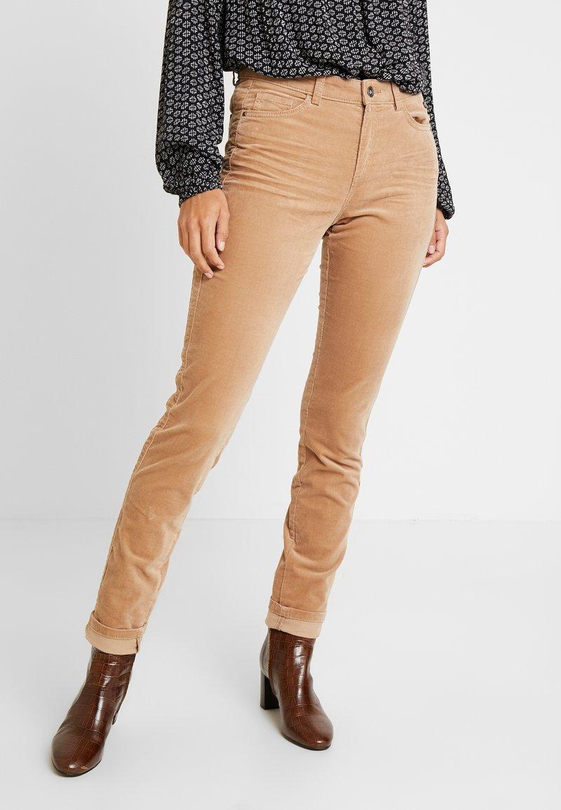 Esprit - Trousers - camel