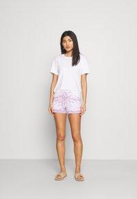 Etam - NESS - Bas de pyjama - lilas - 1