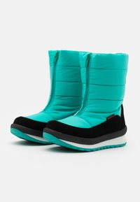 CMP - KIDS RAE WP UNISEX - Winter boots - emerald - 1