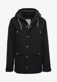 PARKA JACKET - Winter coat - black