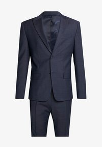 Calvin Klein Tailored - BISTRETCH DOT - Suit - blue - 9