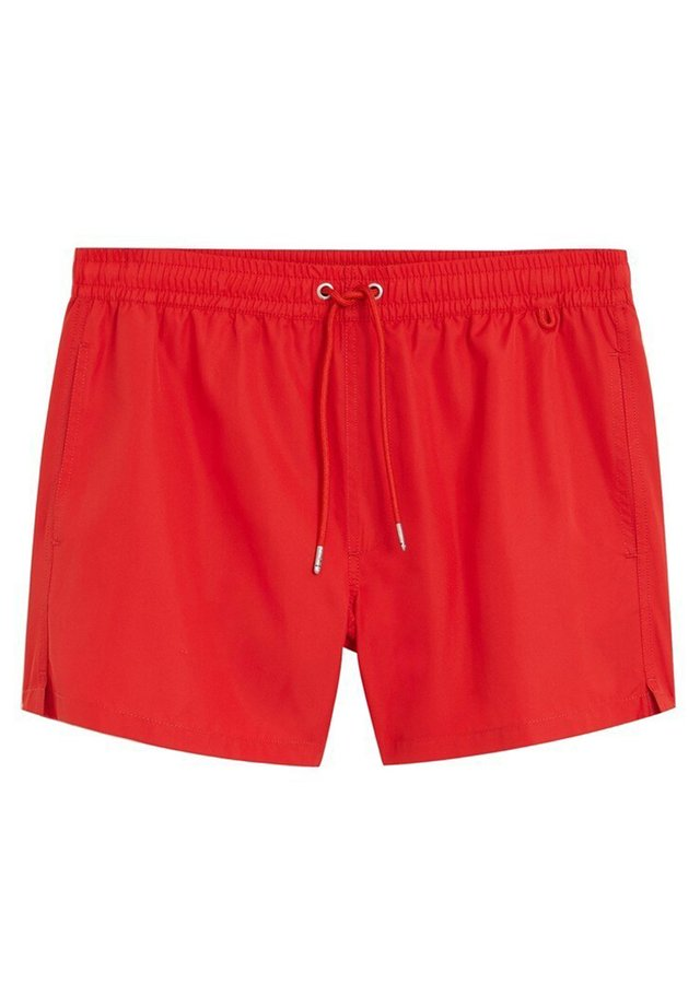 LISO - Short de bain - red