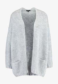 Mavi - POCKET CARDIGAN - Cardigan - light grey melange - 3
