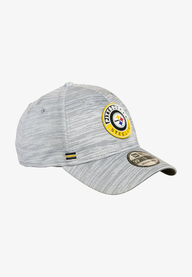 39THIRTY NFL PITTSBURGH STEELERS ON-FIELD SIDELINE ROAD - Cappellino - grey