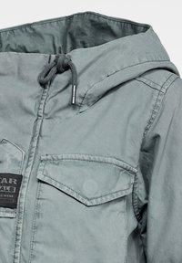 G-Star - FIELD - Light jacket - lt building gd - 2
