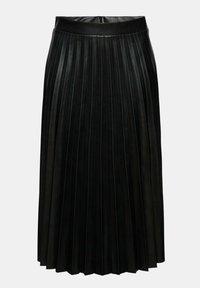Esprit Collection - Jupe plissée - black - 8