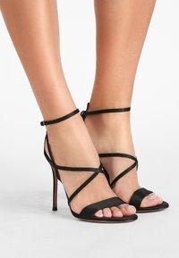 Pura Lopez - Sandály na vysokém podpatku - black - 0