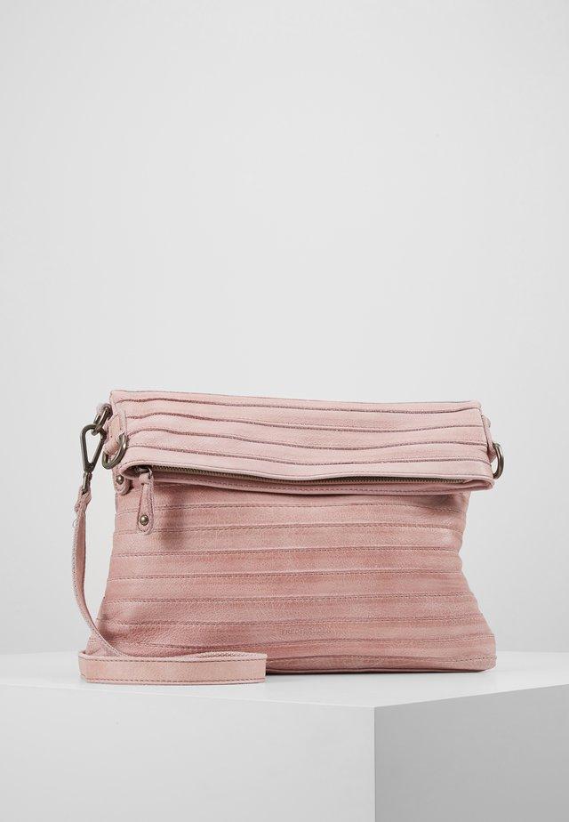 STERNCHEN - Across body bag - light rose