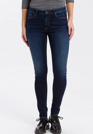 ALAN - Jeans Skinny Fit - dark-used