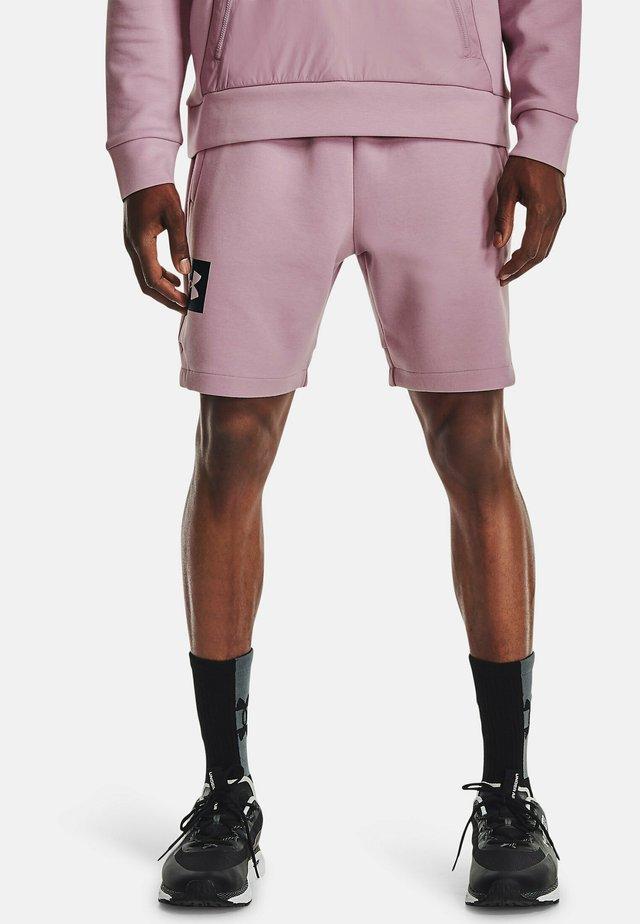 UA SUMMIT - Shorts - mauve