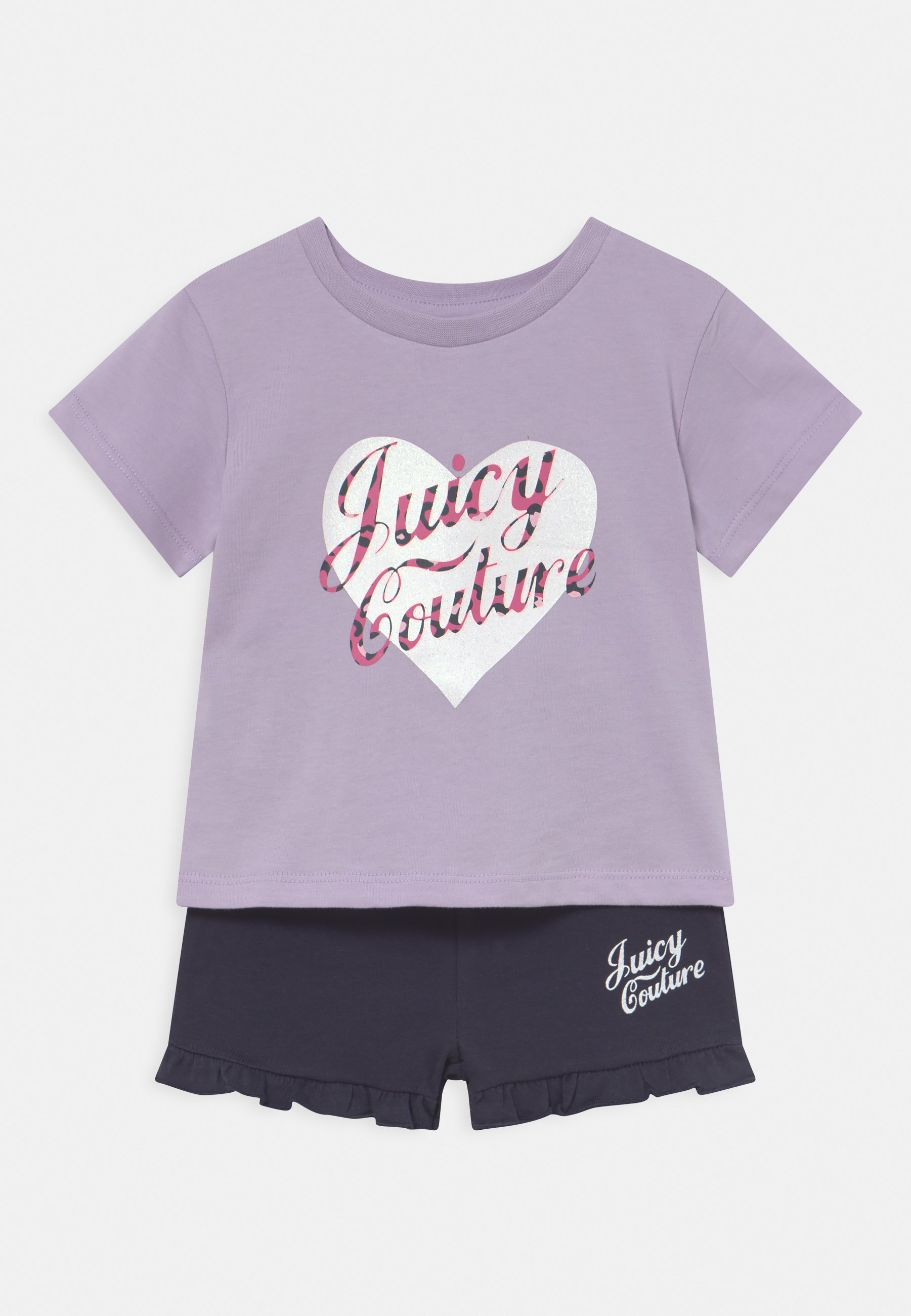 Kids BABY HEART TEE SET - Print T-shirt