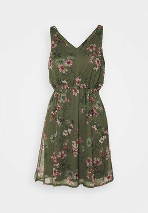 VMWONDA NEW SINGLET DRESS - Vestido informal - kalamata