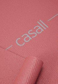 Casall - EXERCISE MAT BALANCE - Fitness / yoga - comfort pink - 4