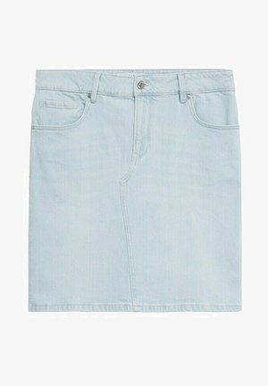 INMA - Pencil skirt - light blue