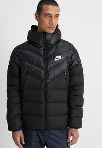 Nike Sportswear - Down jacket - black/white - 0